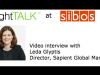 Video interview: Open Banking and the Economics of the Digital Era