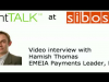 Video interview: The impact of PSD II on the Financial Services community