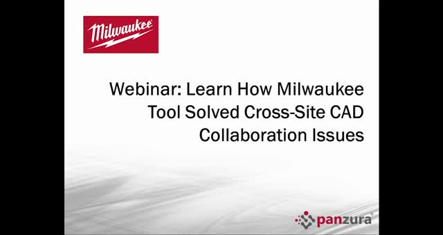 Milwaukee Tools Moves Unstructured Data to AWS