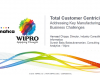 Addressing Manufacturing Business Challenges with Total Customer Centricity