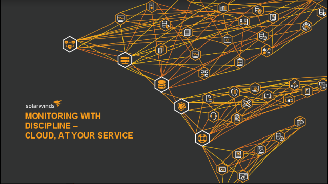 Monitor with Discipline – Cloud, At Your Service