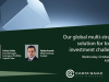 Our global multi-strategy solution for today's investment challenges