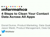 4 Steps to Clean Your Contact Data Across All Apps
