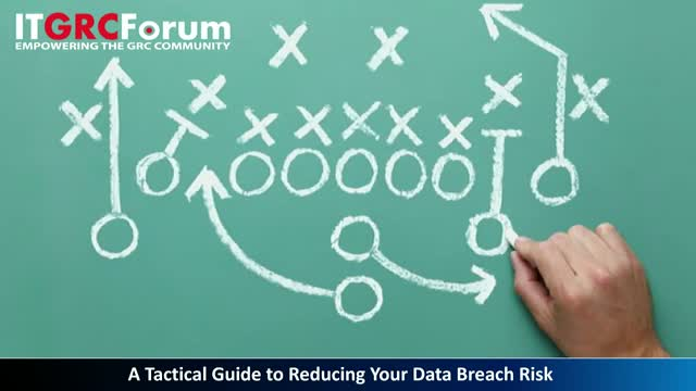 A Tactical Guide to Reducing Your Data Breach Risk