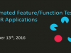 Comprehensive Functional Testing for IVR Applications