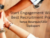 Start Engagement With The Best Recruitment Practices