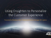 Using Ensighten to Personalize the Customer Experience