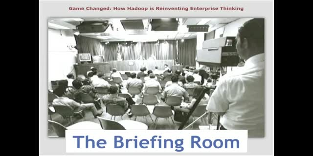 How Hadoop is Reinventing Enterprise Thinking