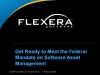 Get Ready to Meet the Federal Mandate on Software Asset Management