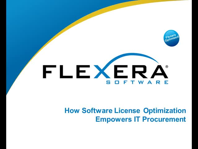 How Software License Optimization Empowers IT Procurement