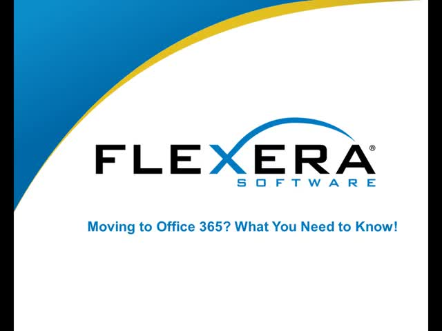 Moving to Office 365? What You Need to Know!
