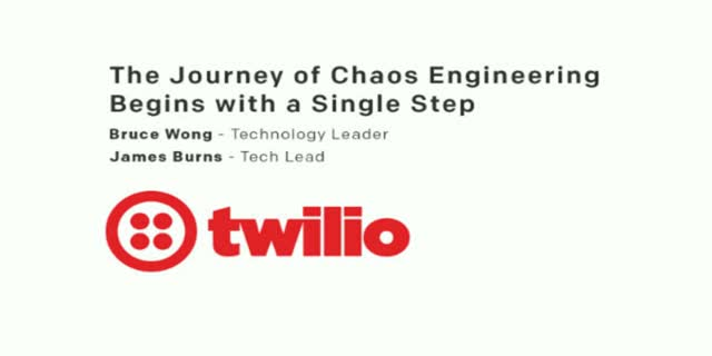 The Journey of Chaos Engineering Begins with a Single Step
