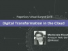 Digital Transformation in the Cloud