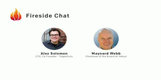 Fireside Chat with Maynard Webb