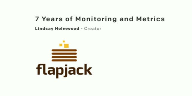 7 Years of Monitoring and Metrics