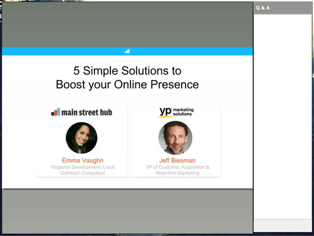 5 Simple Solutions to Boost Your Online Presence