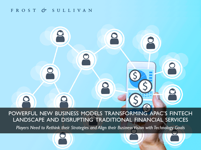 Transforming APAC's Fintech Landscape and Disrupting Financial Services