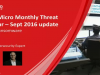 Monthly Threat Webinar Series: September 2016 – Mobile Ransomware