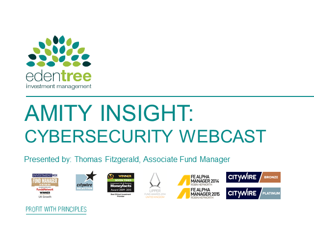 Amity Insight - Cyber Security