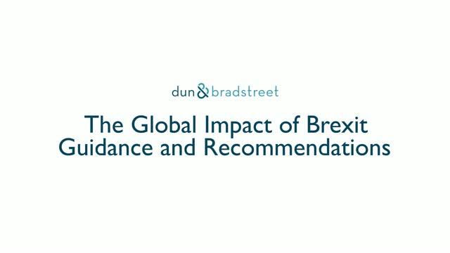 The Global Impact of Brexit