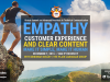 Empathy, Customer Experience & Clear Content: Make It Simple; Make It Human