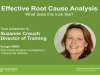 Root Cause Analysis Level 1 and 2