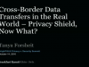 Cross-Border Data Transfers in the Real World – Privacy Shield, Now What?