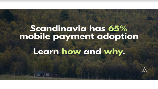 How Scandinavia became mobile payment champions of the world