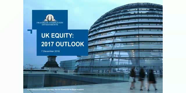 UK Equity: 2017 Outlook