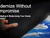 Consolidating & Modernizing Your Oracle Environment