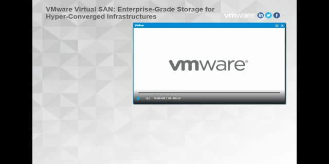 VMware vSAN: Enterprise-Grade Storage for Hyper-Converged Infrastructures
