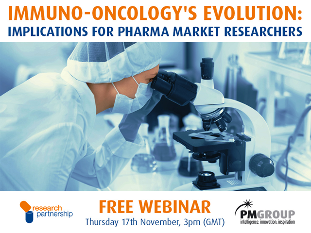 Immuno-oncology's evolution: implications for pharma market researchers