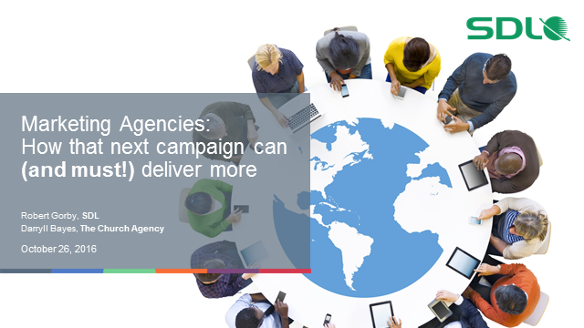 Marketing Agencies: How that next campaign can (and must!) deliver more