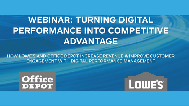Turning Digital Performance into Competitive Advantage