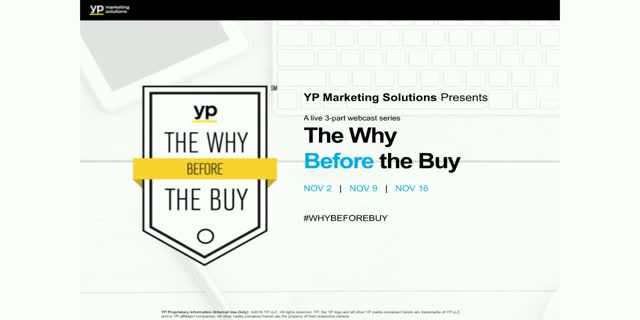 The Why Before the Buy: Improving Your Online Presence