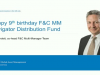 Happy 9th birthday F&C MM Navigator Distribution Fund