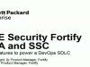 HPE Security Fortify SCA and SSC, new features to power a DevOps SDLC