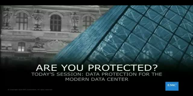 Data Protection for the Modern Data Center
