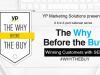 The Why Before the Buy: Winning Customers with Search Engine Marketing