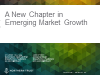A New Chapter in Emerging Market Growth