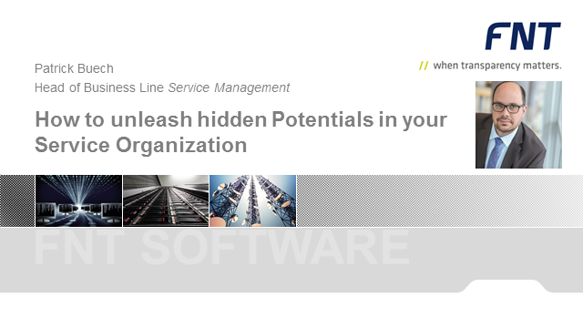 How to unleash hidden potentials in your service organization