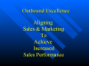 Aligning Sales & Marketing To Achieve Increased Sales Performance