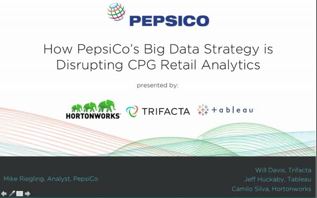 How PepsiCo's Big Data Strategy is Disrupting CPG Retail Analytics