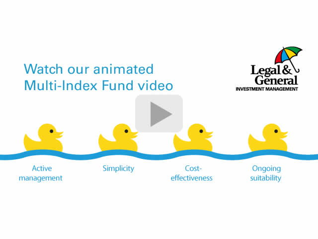 Multi-Index Funds: ducks in a row