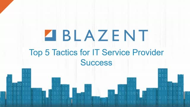 Top 5 Tactics for IT Service Provider Success