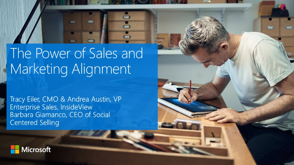 The Power of Sales and Marketing Alignment