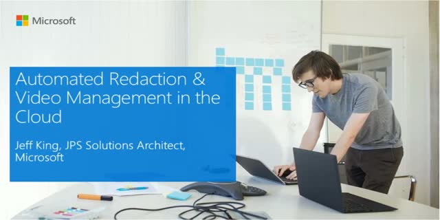 Automated Redaction & Video Management in the Cloud