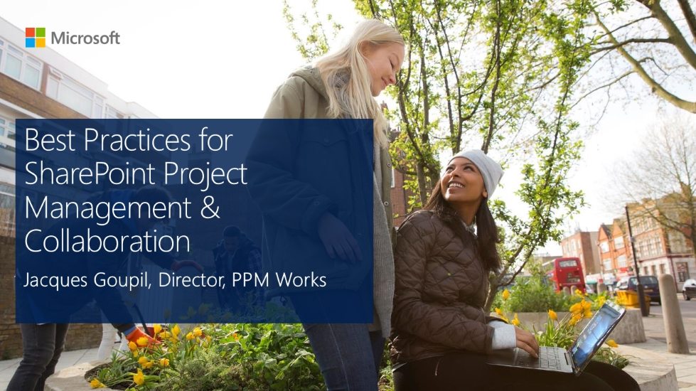 Best Practices for SharePoint Project Management & Collaboration