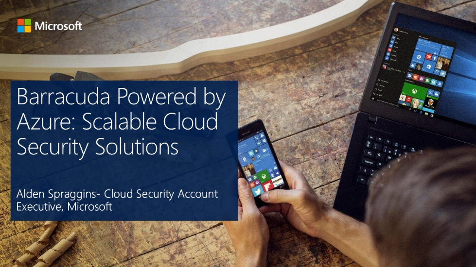 Barracuda Powered by Azure: Scalable Cloud Security Solutions