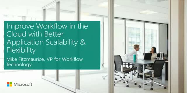 Improve Workflow in the Cloud with Better Application Scalability & Flexibility